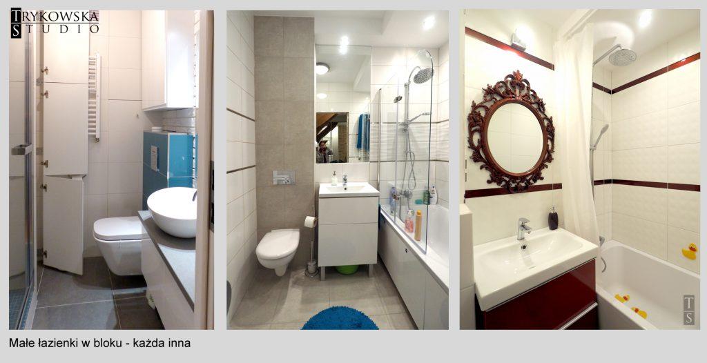 O Urządzaniu łazienki Trykowska Studio