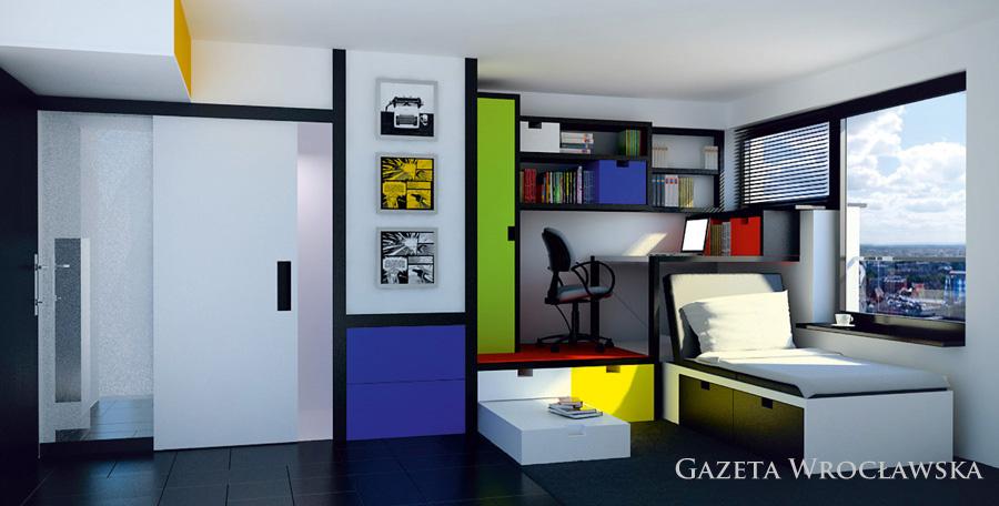 Mikro apartamenty jako lokale mieszkalne nie będa mogły mieć powierzchni m niejszej niż 25 m2