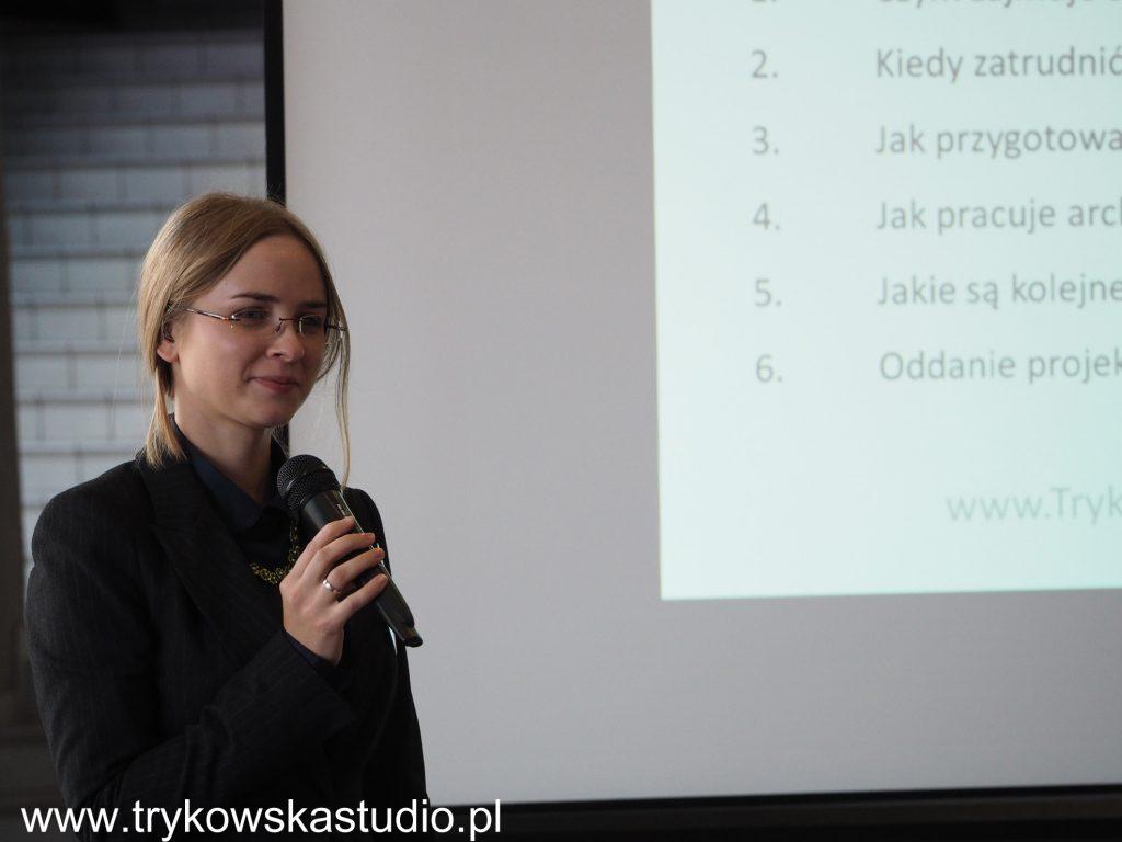 Projektant wnętrz z Wrocławia Natalia Trykowska
