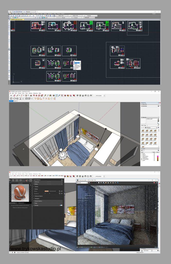 Jak wygląda praca architekta wnętrz od kuchni