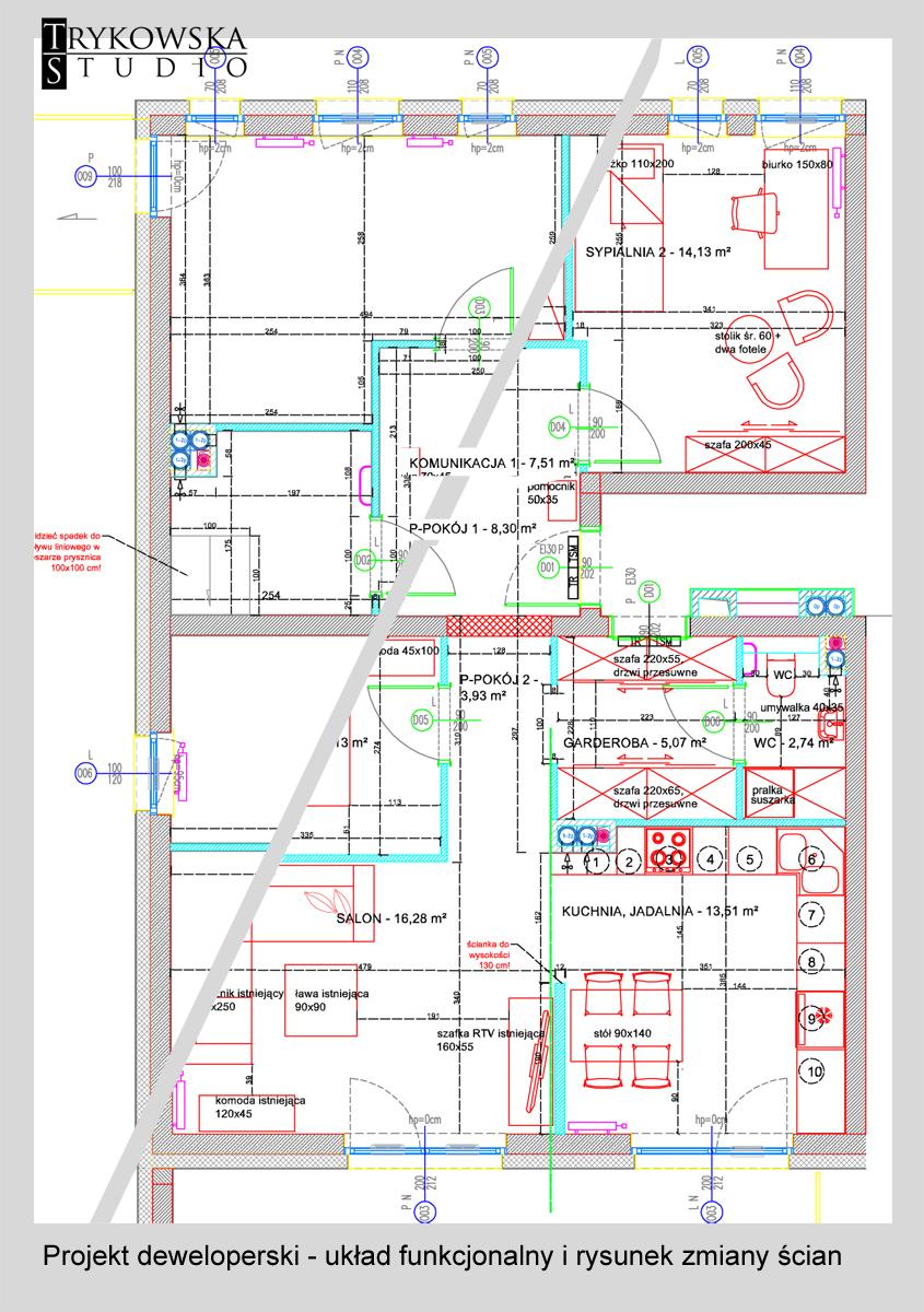 Jak zaprojektować mieszkanie zgodnie z przepisami
