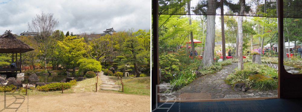Zieleń w stylu japońskim - ogród japoński