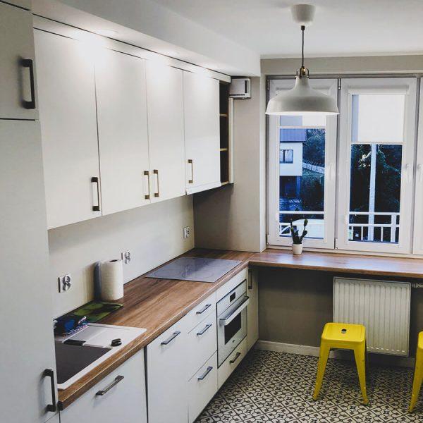 Dobry początek - mieszkanie na wynajem - kuchnia